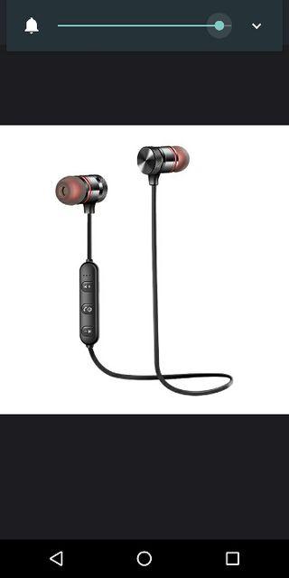 Auriculares Deportivos Bluetooth A Prueba De Sudor