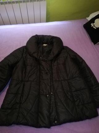 Abrigo talla grande