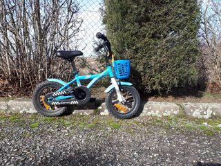 Bicicleta para niños marca Fahrbereit