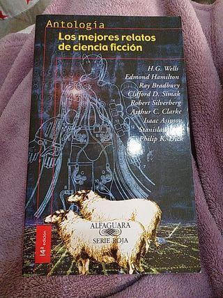 Antología, los mejores relatos de ciencia ficción