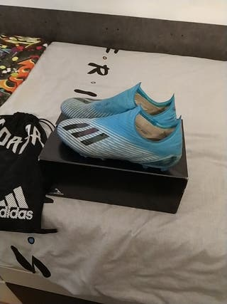 Botas Adidas X talla 42/5