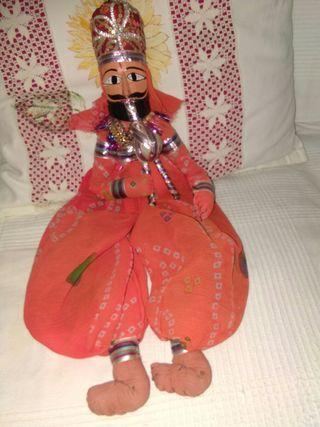 Marioneta de la India