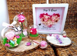 Cúpulas rosa eterna