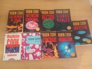 libros Robin cook