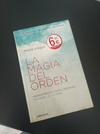 Libro La Magia Del Orden