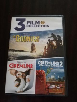 Colección Goonies, Gremlins 1 y 2