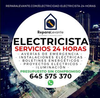 electricistas en Torrevieja