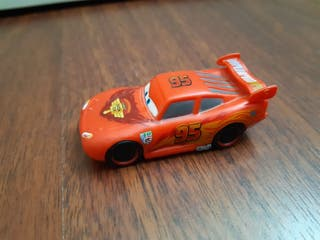 coche cars pvc rayo mcqueen