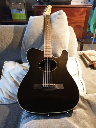 Guitarra Electroacústica Fender Telecoustic