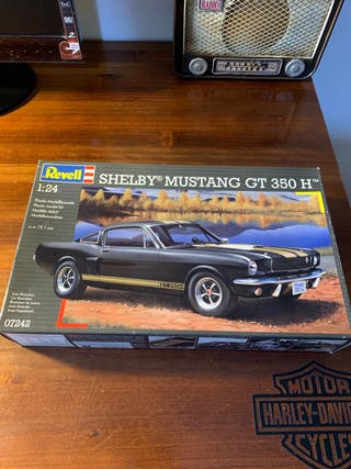 Maqueta Ford Mustang Shelby GT 380