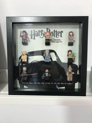 Cuadro Decoración Harry Potter y la Cámara Secreta