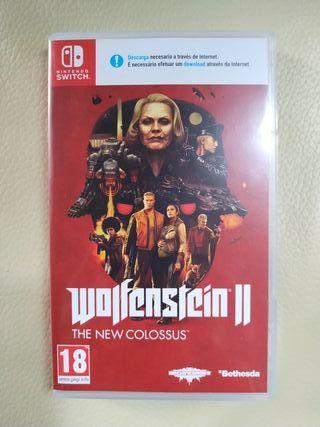 Wolfestein 2: New Colossus