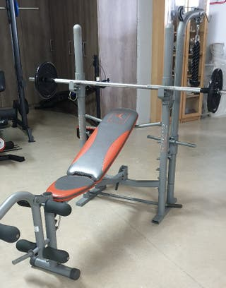 Banco Fitness