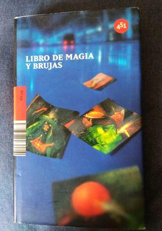 LIBRO DE MAGIA Y BRUJAS