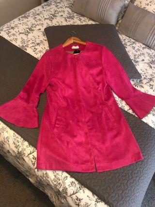 Abrigo-chaquetón