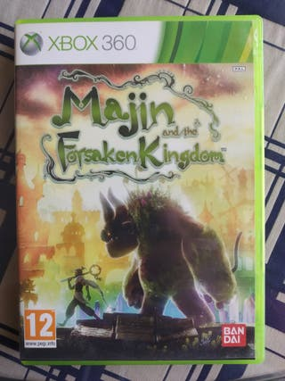 Juego Magin and the Forsaken Kingdom