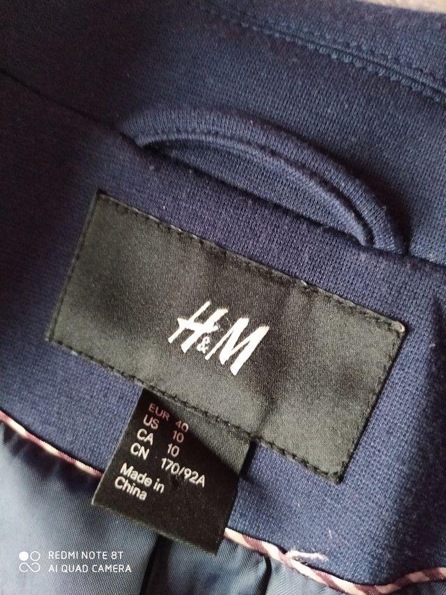Americana mujer H&M