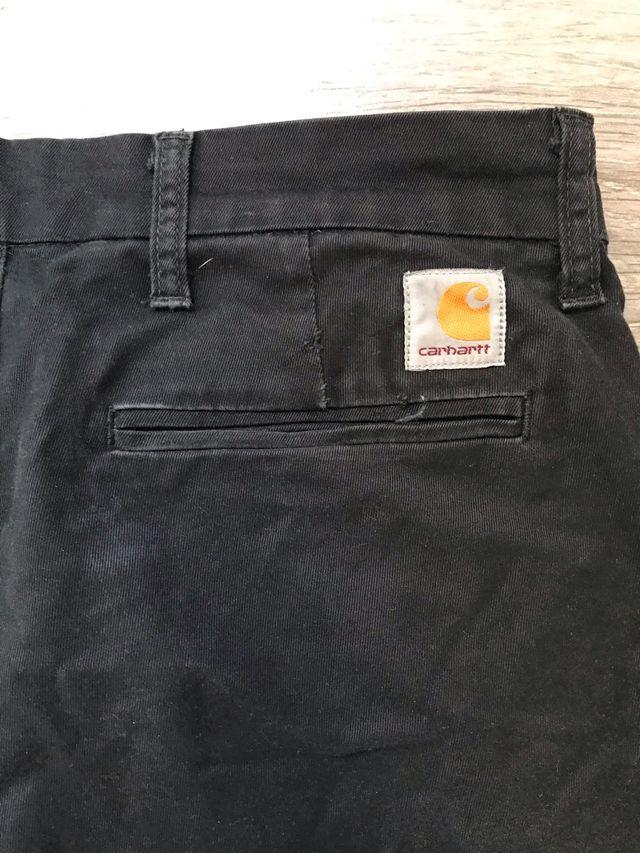 Pantalones negros Carhartt