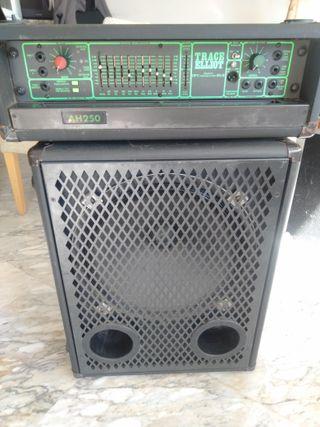 Amplificador Bajo TRACE ELLIOT