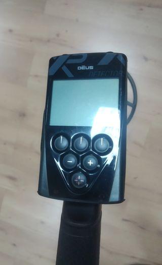 "Detector de metales XP DEUS FULL 28"" Segunda mano"