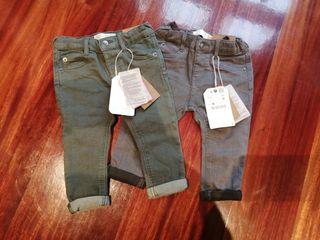 lote pantalones bebe niño/niña nuevos con etiqueta