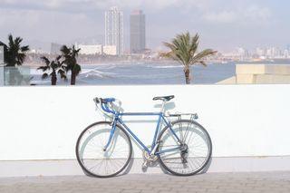 bicicleta gravel o ciclocross. talla M o 54cm