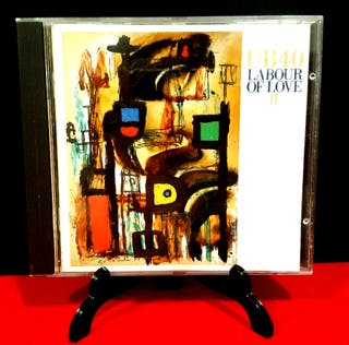 UB40 LABOUR OF LOVE LO 1989 CD