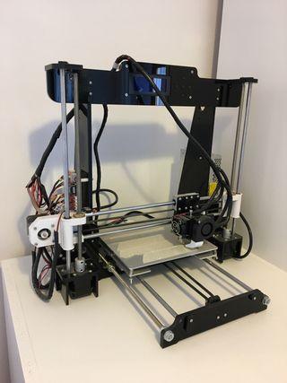 Anet A8 Impresora 3D Escritorio - Negro Enchufe EU