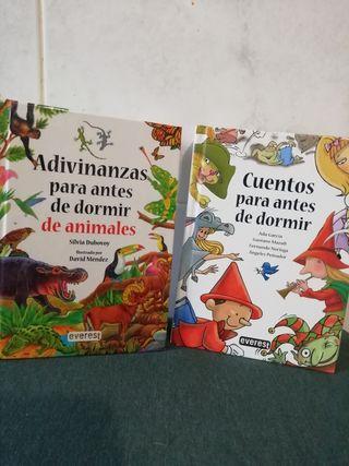 libros nuevos 5 cada uno
