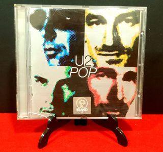 U2POP CD 1987