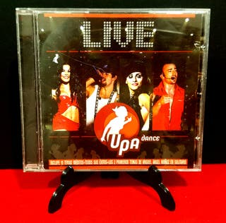 LIVE UPA DANCE CD