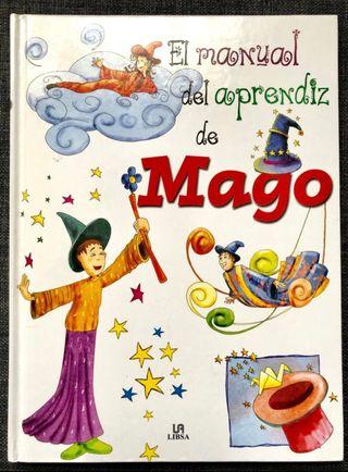Libro EL MANUAL DEL APRENDIZ DE MAGO