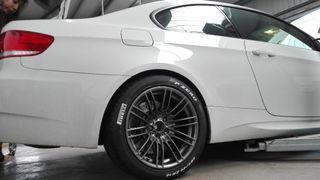 "Llantas originales 18"" M3 e92 pirelli pzero"