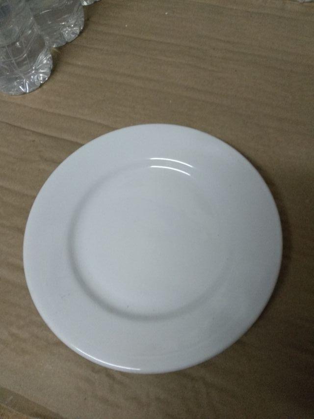 platos 22 cm ceramica trinchante (llano)