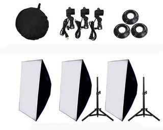 Foto tienda Mesa fotografía caja suave KIT 80x80 c