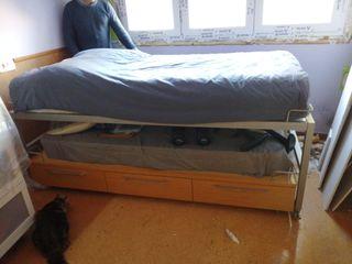 cama nido de diseño,