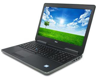 """Dell Precision 7510 - 15.6"""" - 32GB RAM - 512GB SSD"""