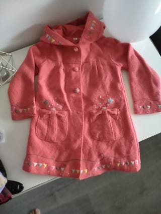 abrigo talla 6