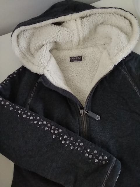 chaqueta Canadá House talla 6