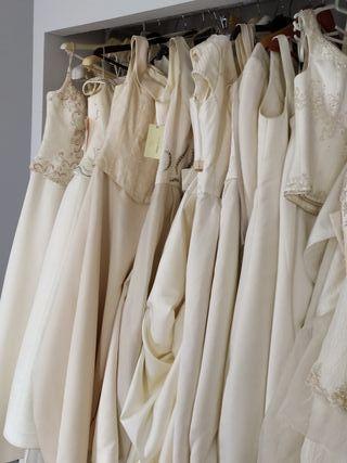 Vestidos de novia,fiesta,comunión