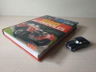 Libro 1000 automóviles + miniatura de regalo