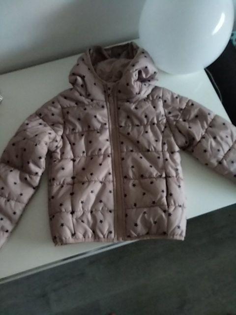 abrigo talla 8