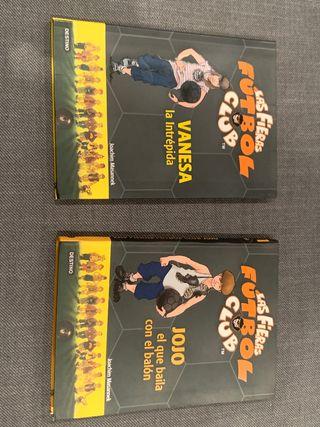 Los dos libros por 7,50€