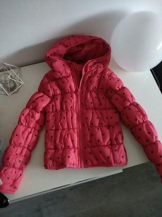 abrigo talla 10
