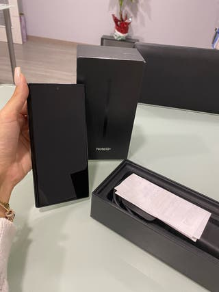 Samsung galaxy note 10 plus 256gb negro