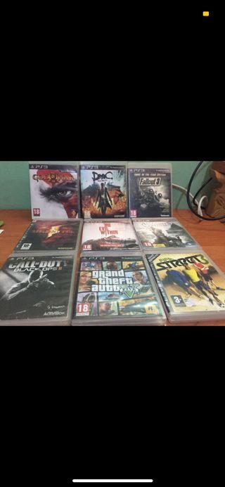 Juegos PS3 Perfectos