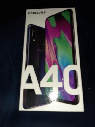 Samsung Galaxy a40 nuevo , 64 gb