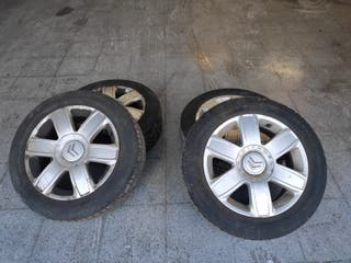Vendo ruedas Citroen c4 16 pulgadas
