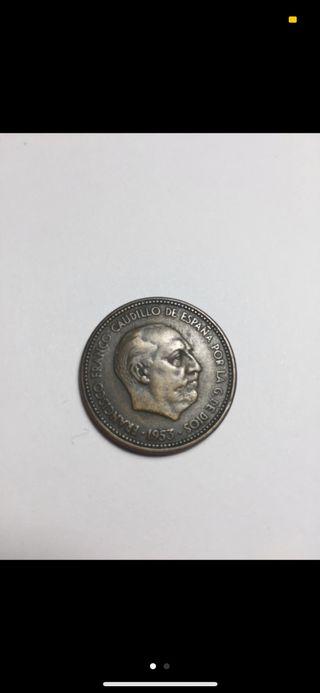 Moneda 2,50 pesetas Franco