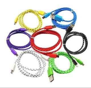 Cable USB Android 3 metros